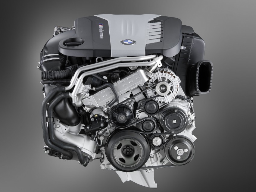 BMW M Performance Automobiles: tri-turbo diesel trio F10 BMW M550xd, BMW X5 M50d and BMW X6 M50d! Image #95832