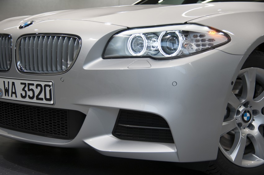 BMW M Performance Automobiles: tri-turbo diesel trio F10 BMW M550xd, BMW X5 M50d and BMW X6 M50d! Image #90242