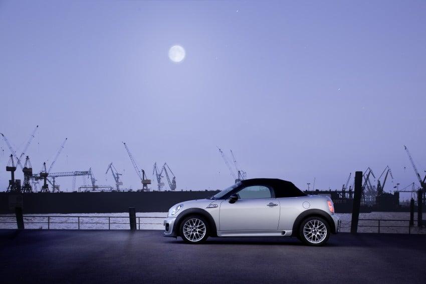 MINI Roadster – production drop top MINI Coupe unveiled! Image #74907