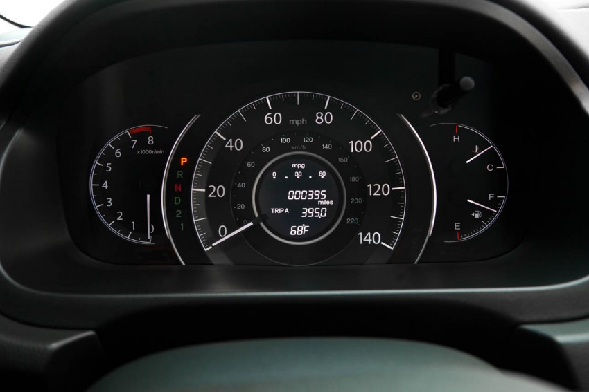 Honda CR-V – fourth-gen SUV makes its debut in LA Image #77408