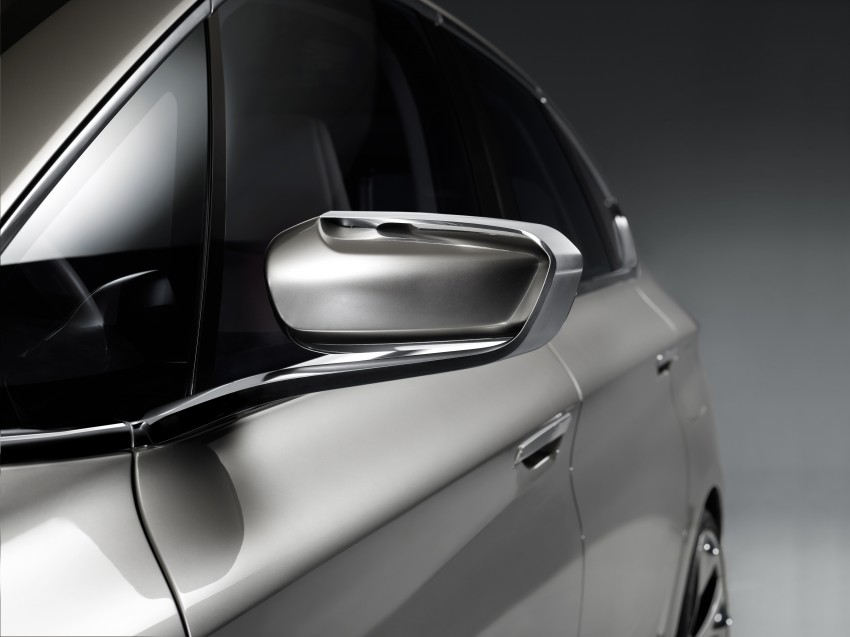 BMW Concept Active Tourer: Munich's B-Class competitor is front wheel drive! Image #131395