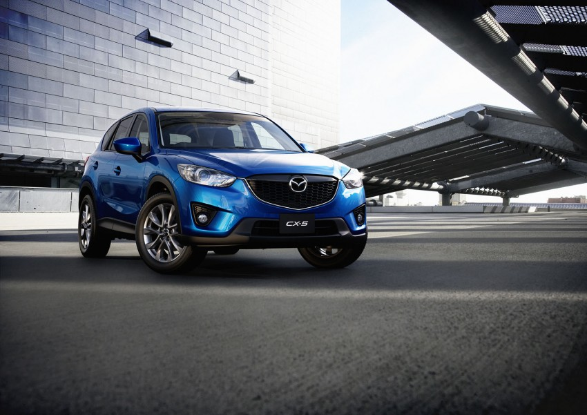 Mazda CX-5 arriving soon in Malaysia? The ads hint at it! Image #87945