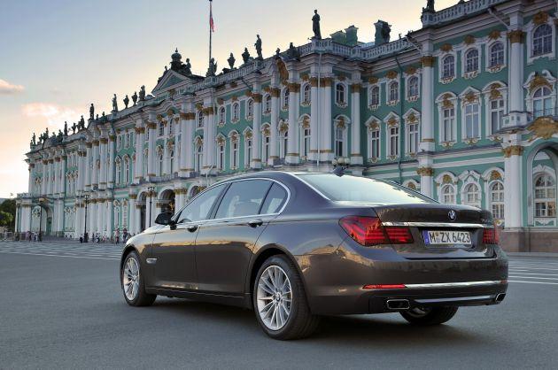 GALLERY: F01/F02 BMW 7-Series LCI International Media Drive – BMW 750Li long wheelbase Image #121372