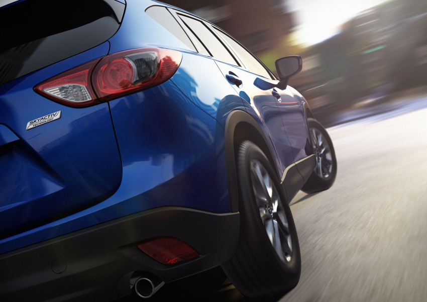 Mazda CX-5 arriving soon in Malaysia? The ads hint at it! Image #87946