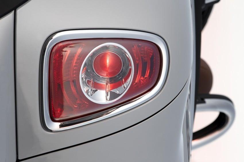 MINI Roadster – production drop top MINI Coupe unveiled! Image #74911