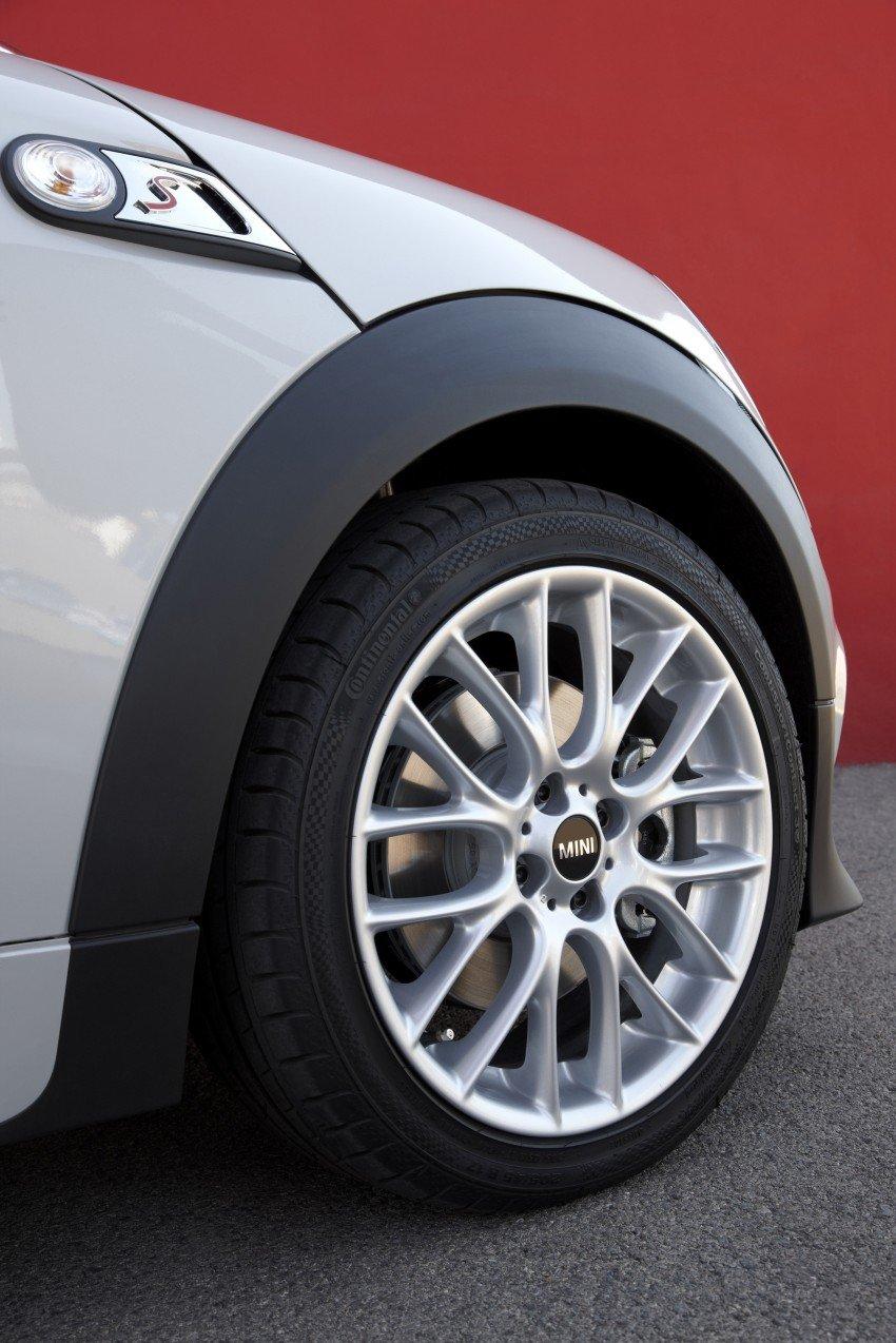 MINI Roadster – production drop top MINI Coupe unveiled! Image #74912