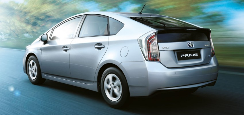 Facelifted Toyota Prius is here – RM139,900 to RM145,500 Image #88951