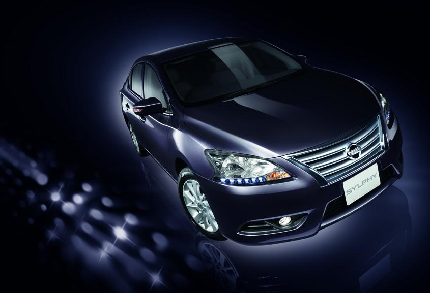 Nissan Sylphy launched in Thailand – new model gets improved 1.6, new 1.8, CVT; from 746,000 baht Image #127994
