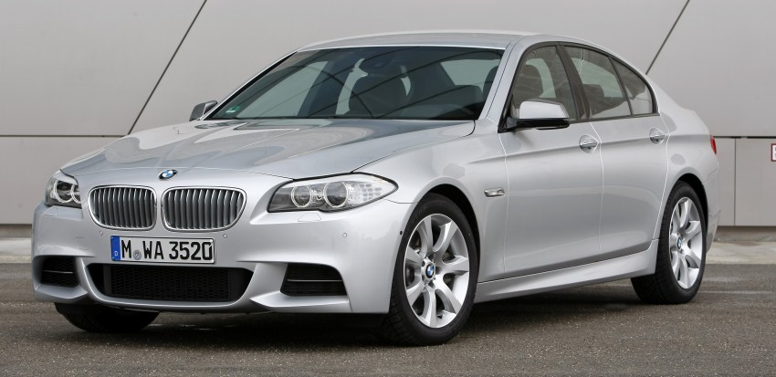 BMW M Performance Automobiles: tri-turbo diesel trio F10 BMW M550xd, BMW X5 M50d and BMW X6 M50d! Image #90252