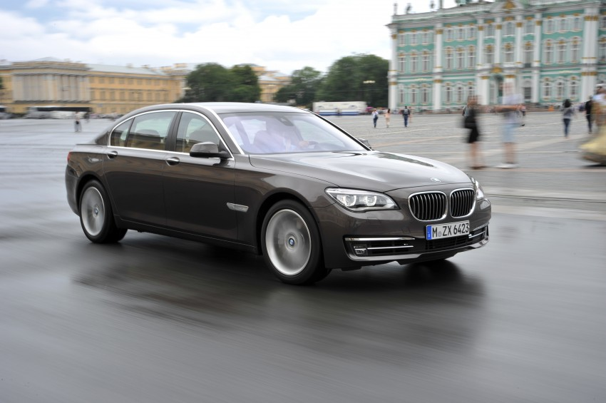 GALLERY: F01/F02 BMW 7-Series LCI International Media Drive – BMW 750Li long wheelbase Image #119919