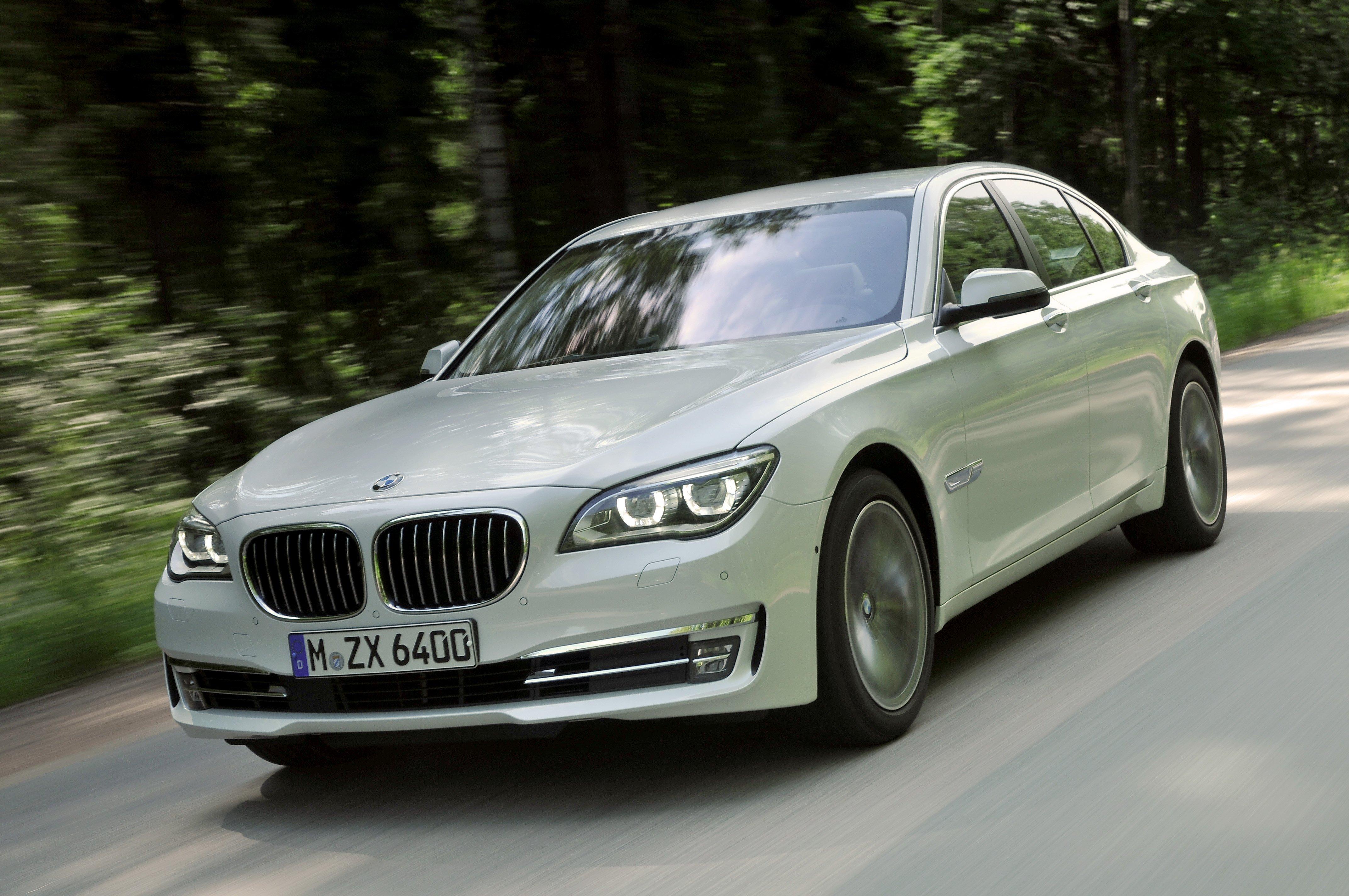 GALLERY: F01/F02 BMW 7-Series LCI International Media ...