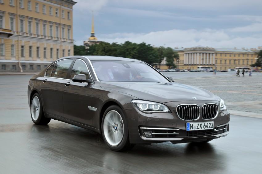 GALLERY: F01/F02 BMW 7-Series LCI International Media Drive – BMW 750Li long wheelbase Image #119922