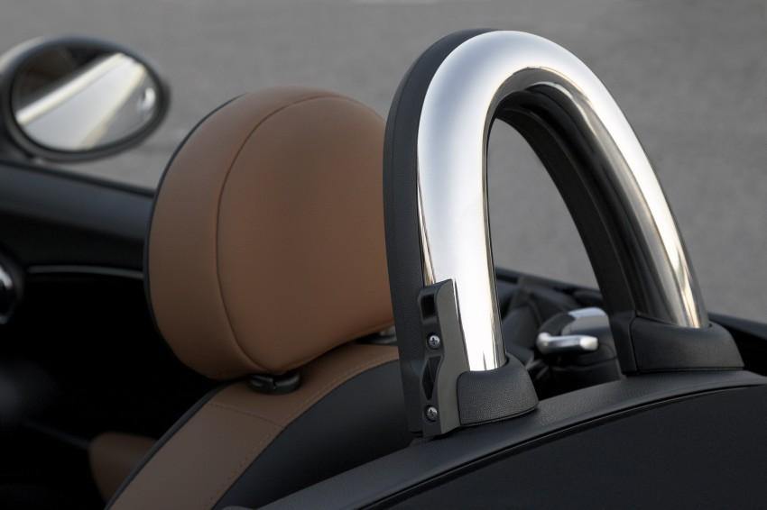 MINI Roadster – production drop top MINI Coupe unveiled! Image #74920
