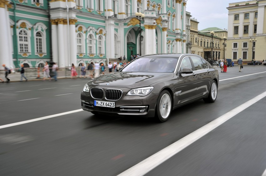 GALLERY: F01/F02 BMW 7-Series LCI International Media Drive – BMW 750Li long wheelbase Image #119923