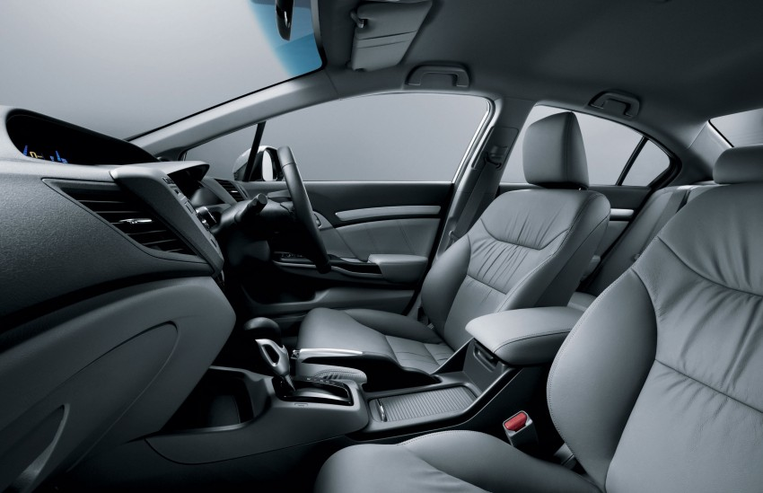Honda Civic 9th Gen launched: from RM115k, 5yrs warranty unlimited mileage and 10k service interval Image #118193