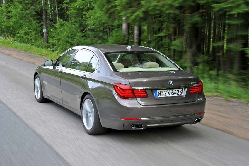 GALLERY: F01/F02 BMW 7-Series LCI International Media Drive – BMW 750Li long wheelbase Image #119927