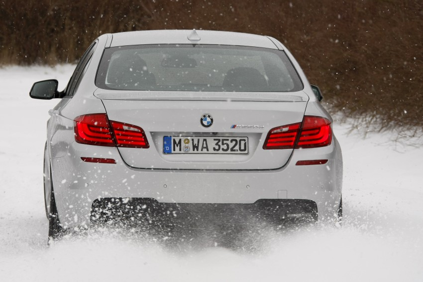 BMW M Performance Automobiles: tri-turbo diesel trio F10 BMW M550xd, BMW X5 M50d and BMW X6 M50d! Image #90260