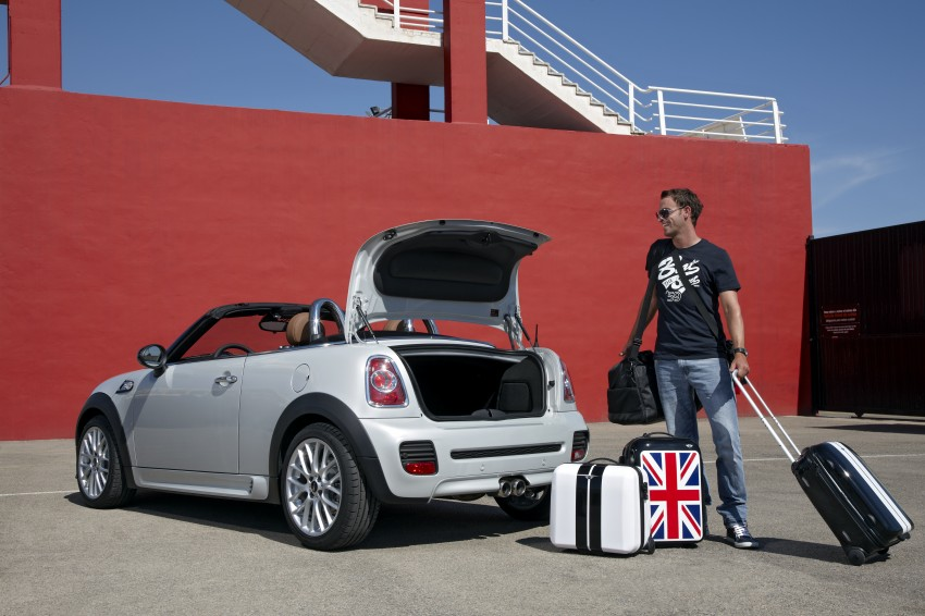 MINI Roadster – production drop top MINI Coupe unveiled! Image #74926