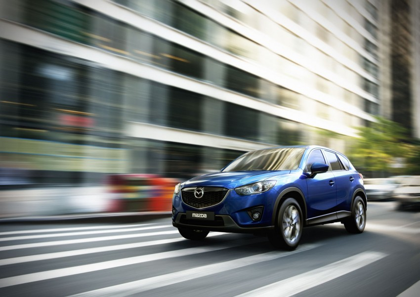 Mazda CX-5 arriving soon in Malaysia? The ads hint at it! Image #87964