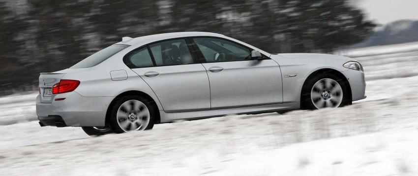 BMW M Performance Automobiles: tri-turbo diesel trio F10 BMW M550xd, BMW X5 M50d and BMW X6 M50d! Image #90263