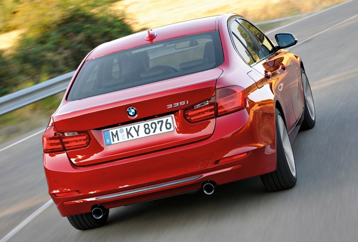 BMW F30 3 Series unveiled: four engines at launch, three equipment lines, market debut in Feb 2012 Image #72774