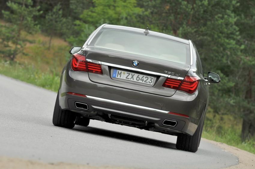 GALLERY: F01/F02 BMW 7-Series LCI International Media Drive – BMW 750Li long wheelbase Image #119932