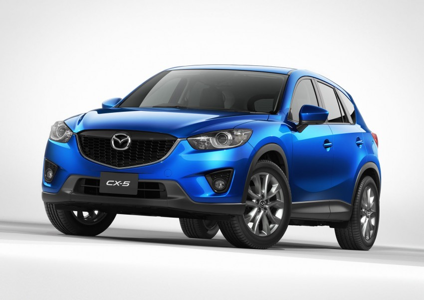 Mazda CX-5 arriving soon in Malaysia? The ads hint at it! Image #87966