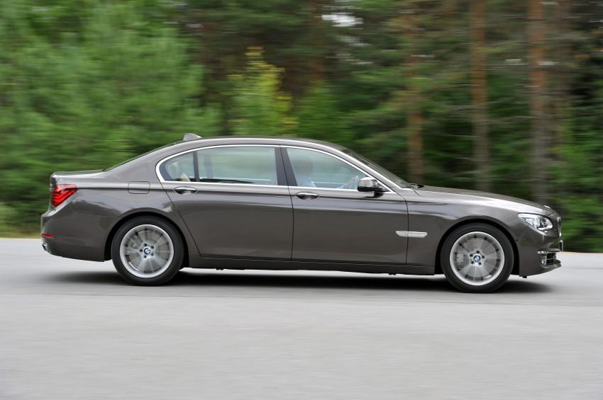GALLERY: F01/F02 BMW 7-Series LCI International Media Drive – BMW 750Li long wheelbase Image #119934