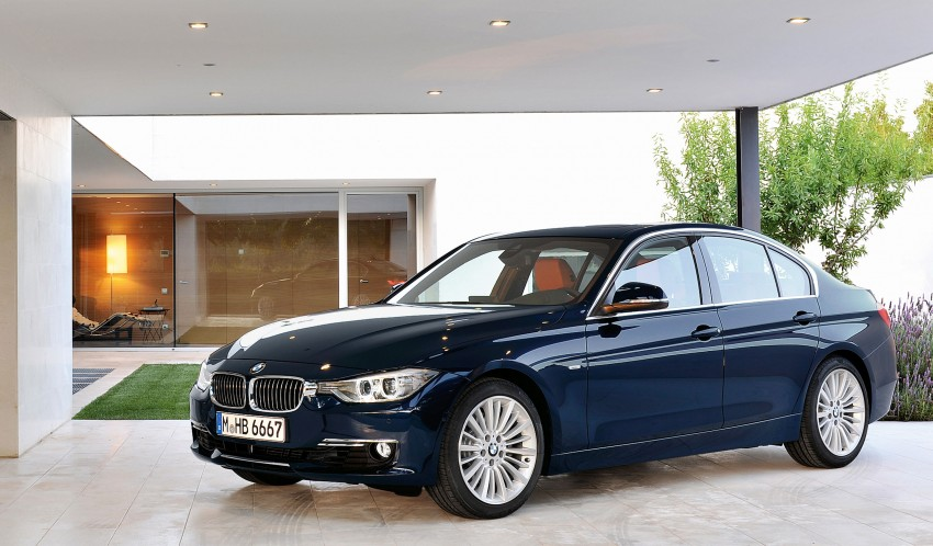 BMW 1 Series and 3 Series – line-up expanded and upgraded, 114d and 316i new entry-level models Image #128623