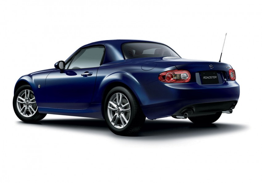 Mazda MX-5 upgraded and now being sold in Japan Image #116346