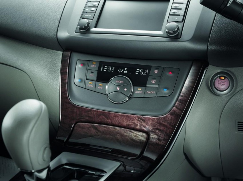 Nissan Sylphy launched in Thailand – new model gets improved 1.6, new 1.8, CVT; from 746,000 baht Image #128014