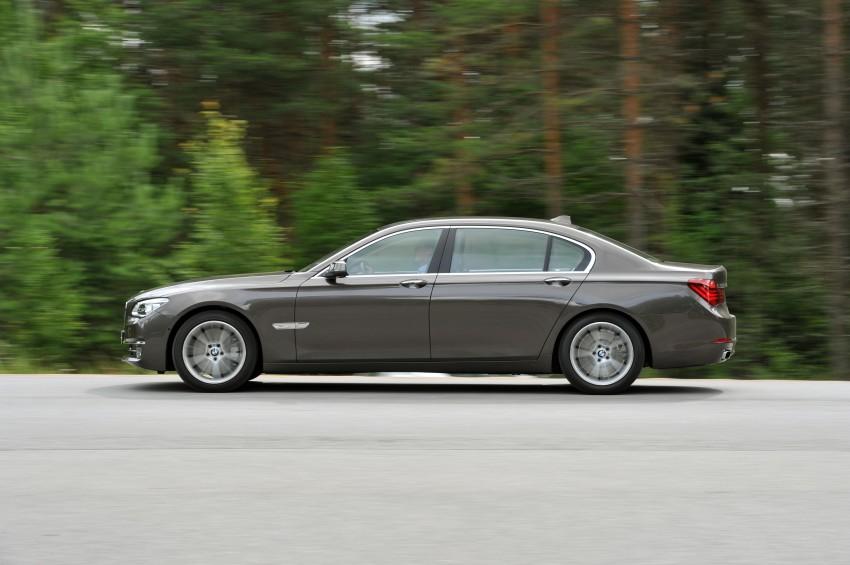 GALLERY: F01/F02 BMW 7-Series LCI International Media Drive – BMW 750Li long wheelbase Image #119939