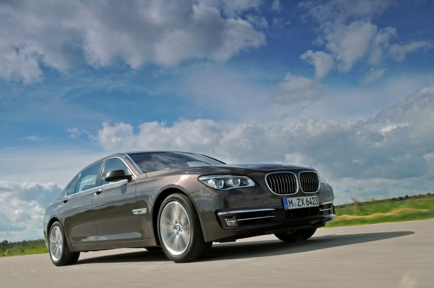 GALLERY: F01/F02 BMW 7-Series LCI International Media Drive – BMW 750Li long wheelbase Image #119940