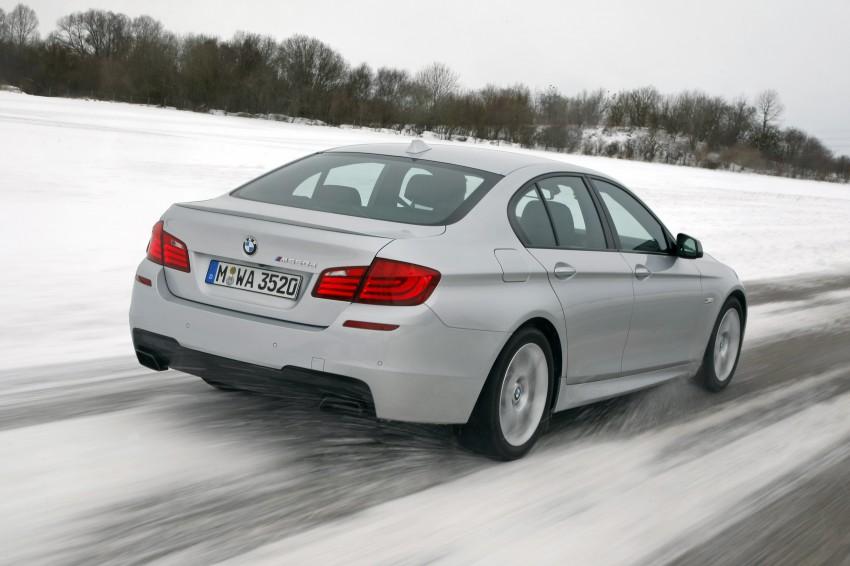 BMW M Performance Automobiles: tri-turbo diesel trio F10 BMW M550xd, BMW X5 M50d and BMW X6 M50d! Image #90271