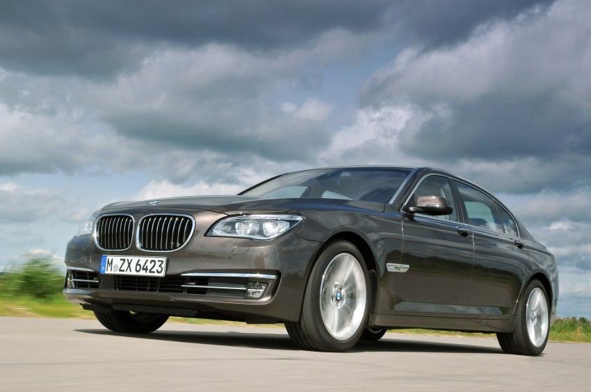 GALLERY: F01/F02 BMW 7-Series LCI International Media Drive – BMW 750Li long wheelbase Image #119941