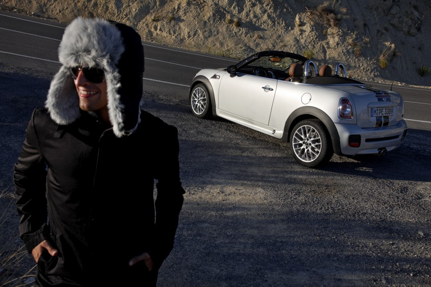MINI Roadster – production drop top MINI Coupe unveiled! Image #74937