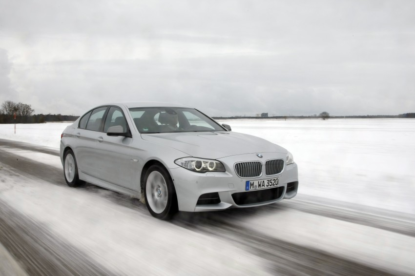 BMW M Performance Automobiles: tri-turbo diesel trio F10 BMW M550xd, BMW X5 M50d and BMW X6 M50d! Image #90275