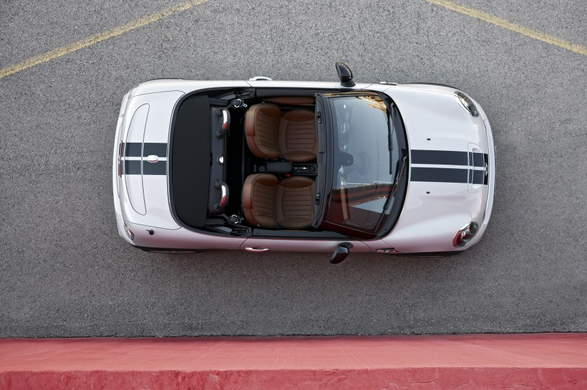 MINI Roadster – production drop top MINI Coupe unveiled! Image #74950
