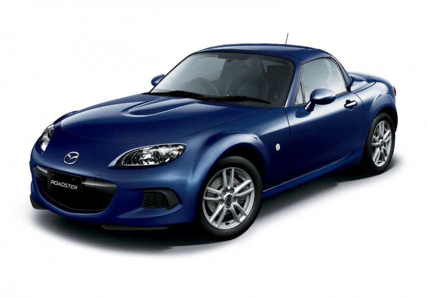 Mazda MX-5 upgraded and now being sold in Japan Image #116348