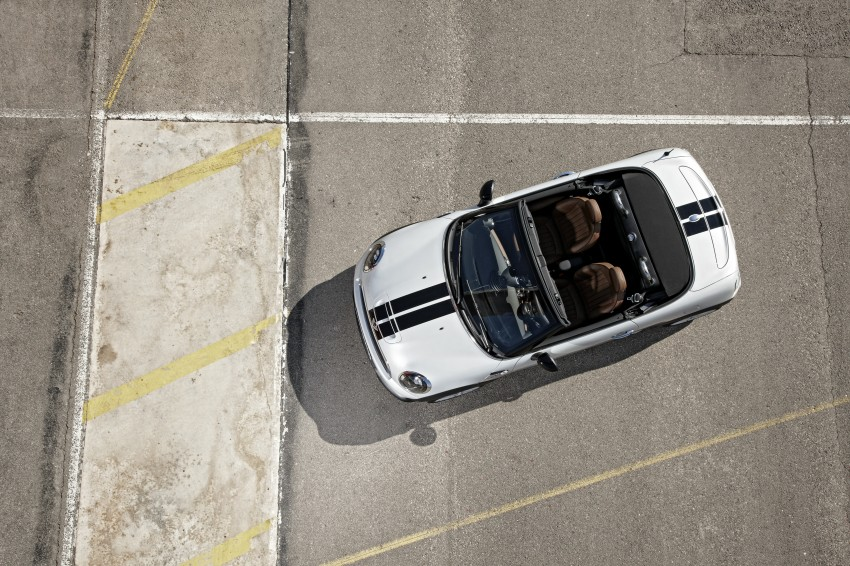 MINI Roadster – production drop top MINI Coupe unveiled! Image #74955