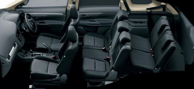 Third-gen Mitsubishi Outlander launches in Japan
