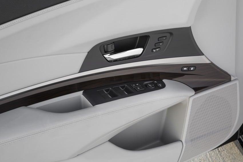 GALLERY: All-new 2014 Acura RLX – Honda's 5-Series Image #155065
