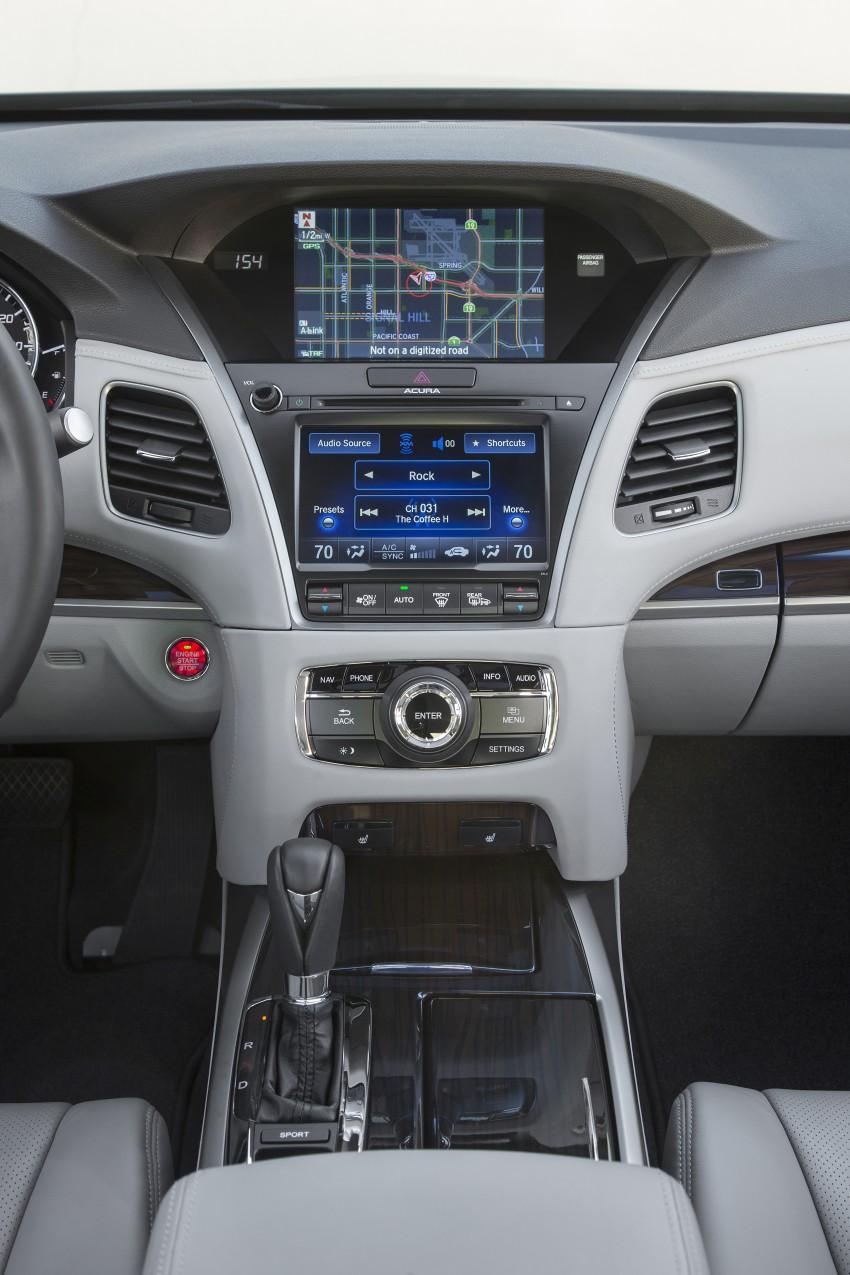 GALLERY: All-new 2014 Acura RLX – Honda's 5-Series Image #155069