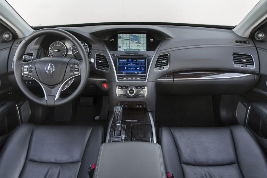 GALLERY: All-new 2014 Acura RLX – Honda's 5-Series Image #155071