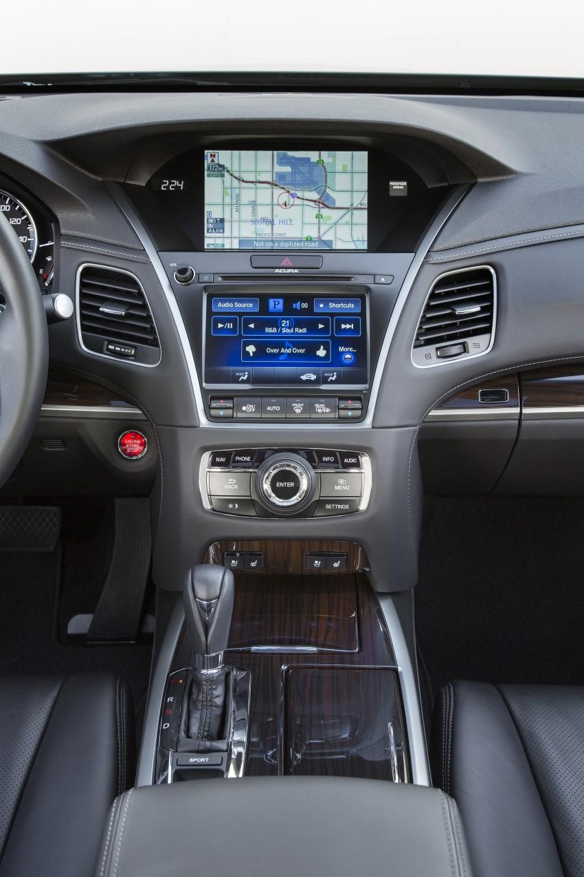 GALLERY: All-new 2014 Acura RLX – Honda's 5-Series Image #155098