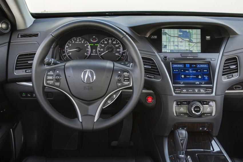 GALLERY: All-new 2014 Acura RLX – Honda's 5-Series Image #155062