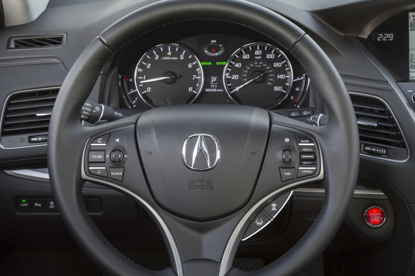 GALLERY: All-new 2014 Acura RLX – Honda's 5-Series Image #155118