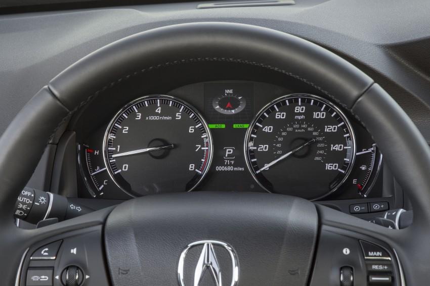 GALLERY: All-new 2014 Acura RLX – Honda's 5-Series Image #155127