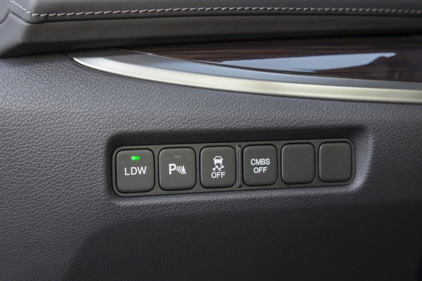 GALLERY: All-new 2014 Acura RLX – Honda's 5-Series Image #155084
