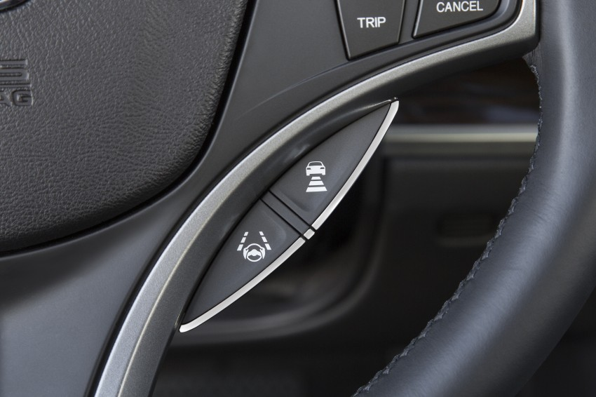 GALLERY: All-new 2014 Acura RLX – Honda's 5-Series Image #155087